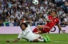 2 pha bóng đỉnh cao của Marcelo vs Bayern Munich