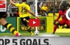 Fabian, Reus, Keita và 5 bàn thắng đẹp nhất vòng 29 Bundesliga