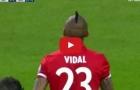 Màn trình diễn của Arturo Vidal vs Real Madrid
