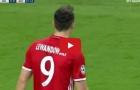 Màn trình diễn của Robert Lewandowski vs Real Madrid