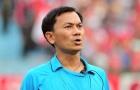 Trọng tài Việt bớt hổ thẹn nhờ... Champions League?