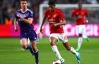 02h05 ngày 21/04, Man United vs Anderlecht: Bay vào top 4