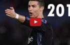 31 bàn thắng của Cristiano Ronaldo cho Real từ đầu mùa