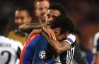 Barca bị loại, Neymar khóc nức nở