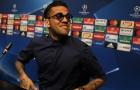 Barca chẳng thiếu gì ngoài Dani Alves