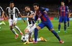 Barcelona 0-0 Juventus (Lượt về tứ kết Champions League)