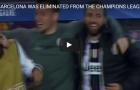 Cầu thủ Juventus 'trẩy hội' ngay khoảnh khắc Barca phải dừng chân