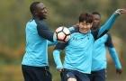 Dàn sao Tottenham lao vào tập luyện trước trận derby với Chelsea