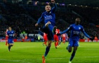 Leicester bị loại, Liverpool & Man City 'mừng húm'