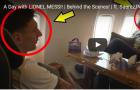 Lionel Messi và một ngày không đá bóng