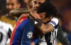 Màn trình diễn của Neymar vs Juventus