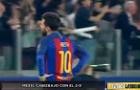 Messi chán chường trước sự bất lực của Barcelona