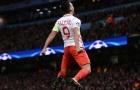 Radamel Falcao chơi rực sáng trước Dortmund