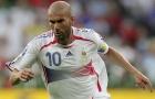 Ronaldo và Zidane thi thố kĩ năng trên sân bóng