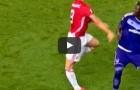 Cận cảnh chấn thương kinh hoàng của Zlatan Ibrahimovic