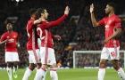 Điểm tin chiều 21/04: M.U tái lập kỉ lục 6 năm trước; Chelsea ngán ngẩm Diego Costa