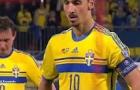 Ibrahimovic và những pha ăn mừng 'hụt' trong bóng đá