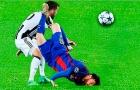 Messi và những pha phạm lỗi thô bạo nhất