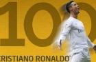 Một lần nữa, Messi phải chào thua Ronaldo