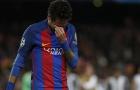 Neymar chính thức vắng mặt trận El Clasico