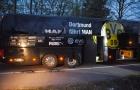 Nghi phạm vụ đánh bom xe Dortmund bị bắt