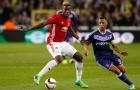Paul Pogba thể hiện ra sao trước Anderlecht?