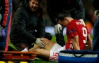 Ibrahimovic nghỉ hết mùa: Nguy cho M.U!