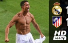 Real Madrid 1-1 Atletico Madrid (5-3, CK Champions League 2016)