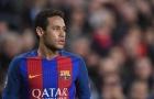 Neymar chọn 3 tiền đạo yêu thích: Không Suarez, không Messi