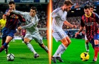 Top 10 skill và bàn thắng đẹp nhất El Classico