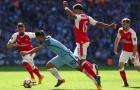 Màn trình diễn của Sergio Aguero vs Arsenal