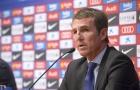 Giám đốc Barca úp mở về tân huấn luyện viên