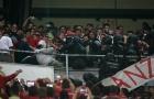 CĐV bị tấn công, Bayern kiện lên Thủ tướng Đức