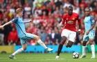Paul Pogba từng thể hiện ra sao khi gặp Man City?