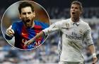 Ronaldo đã quát câu gì khi Messi ghi bàn thắng quyết định?