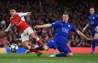 Tình huống ăn vạ cực hài của Alexis Sanchez vs Leicester