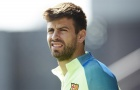 Báo thân Real chỉ trích Messi, Pique lại lên tiếng