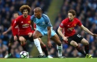 Chấm điểm Man City 0-0 Man Utd: Bất ngờ với Blind