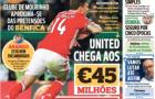 TIẾT LỘ thủ đoạn làm giá của Benfica với Man Utd