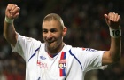 Karim Benzema khi còn khoác áo Lyon