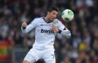 Ronaldo đánh đầu mở tỉ số (Real 1-0 Valencia)