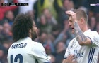 Màn trình diễn của Toni Kroos (vs Valencia)