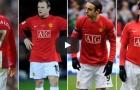 Tất cả 74 bàn thắng của bộ tứ Rooney - Rooney - Tevez - Berbatov mùa 2008/09