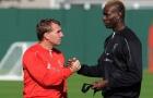 Brendan Rodgers và Balotelli dành những lời 'ngọt ngào' cho nhau