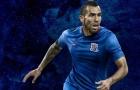 Carlos Tevez: 'Thảm họa' của bóng đá Trung Quốc?