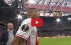 Màn trình diễn của David Neres trong chiến thắng 4-1 của Ajax trước Lyon