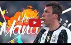 Mario Mandzukic - người hùng thầm lặng của Juventus