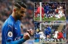 Mahrez nổ súng giúp Leicester vùi dập Watford trong lần thứ 100 tại Premier League