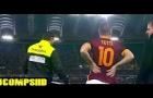 Sự nghiệp vĩ đại của Totti tại AS Roma
