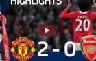 Trận cầu kinh điển: Manchester United 2-0 Arsenal (FA Cup 2011)